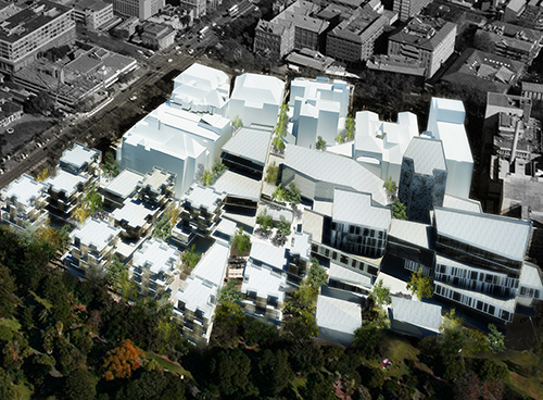 Royal Adelaide Hospital Masterplan